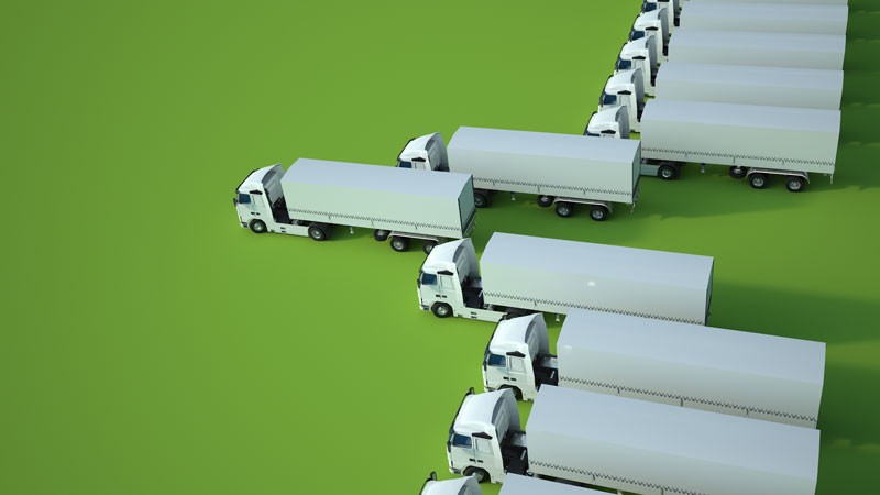 How To Reduce Fleet Costs and Increase Revenue with Vehicle Fleet Tracking