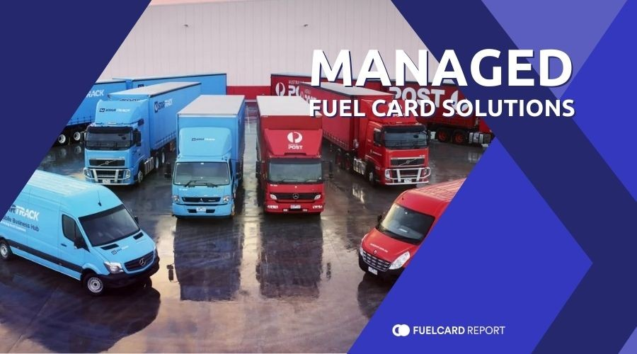 Fleet Fuel Cards for Large Fleets